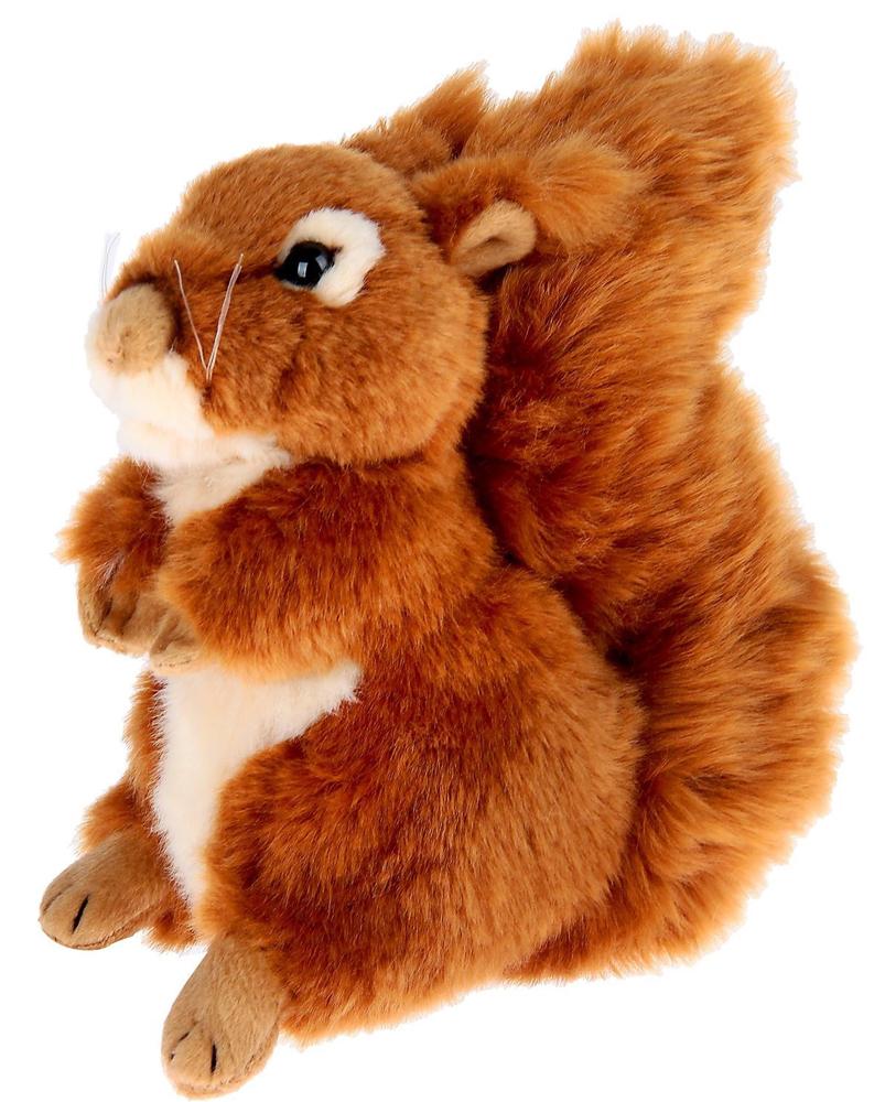 WWF Мягкая игрушка Белка 15 см