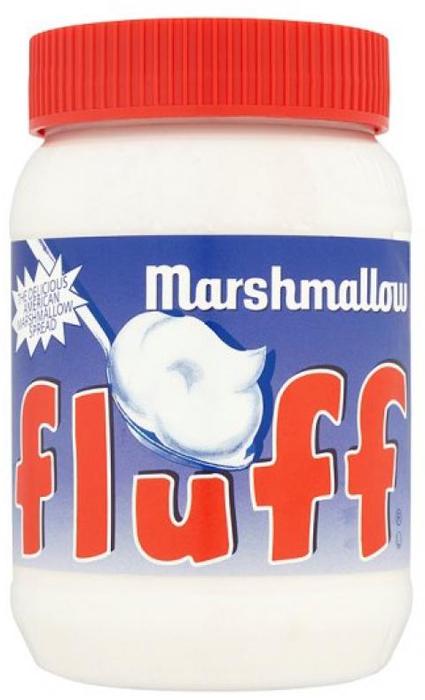 Fluff Marshmallows зефир кремовый со вкусом ванили, 213 г fluff зефир кремовый marshmallow с ванильным вкусом 213 г