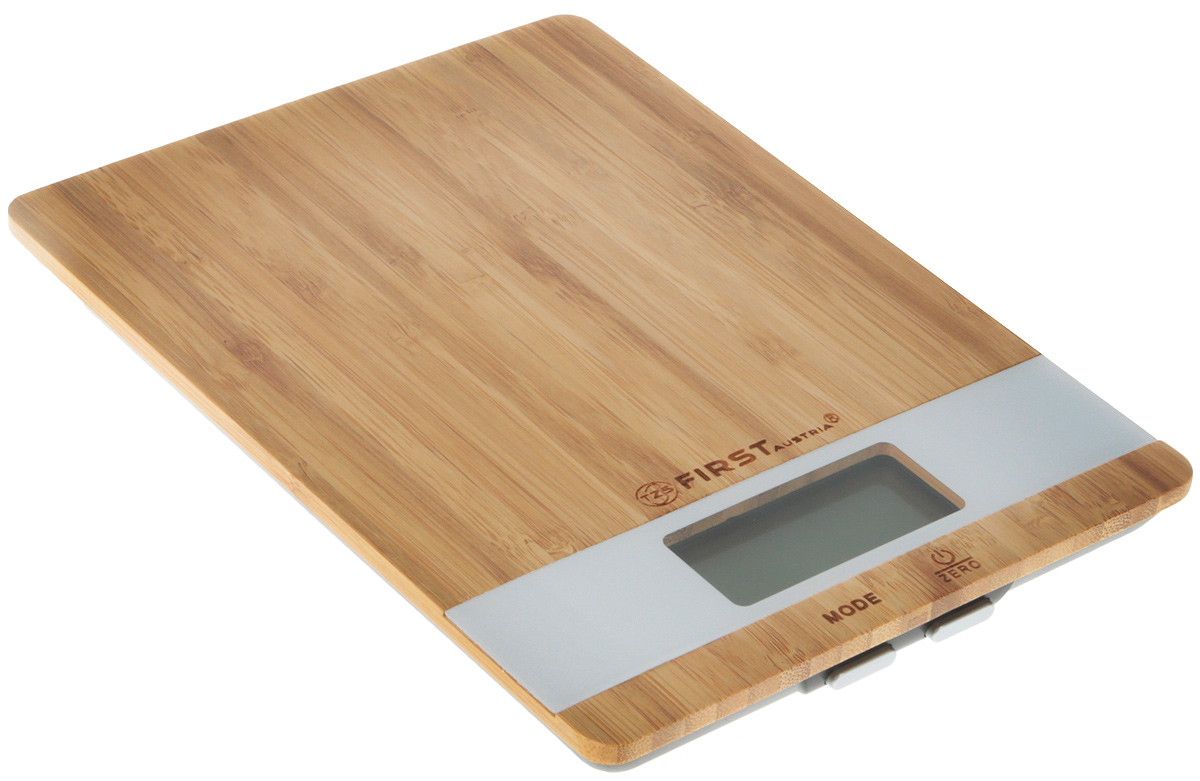 Кухонные весы First FA-6410 White first fa 6400 2 wi white кухонные весы