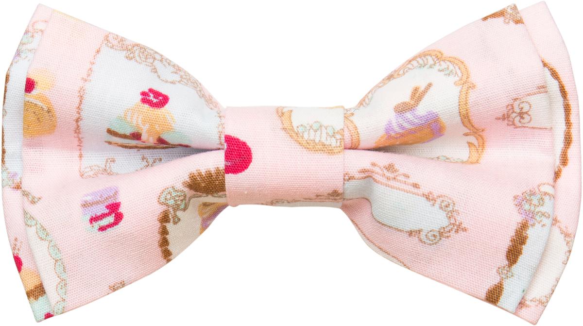 Галстук-бабочка для мальчика Malina By Андерсен, цвет: розовый. 01732бс00. Размер универсальный галстук бабочка для мальчика malina by андерсен цвет черный 00021бм00 размер универсальный