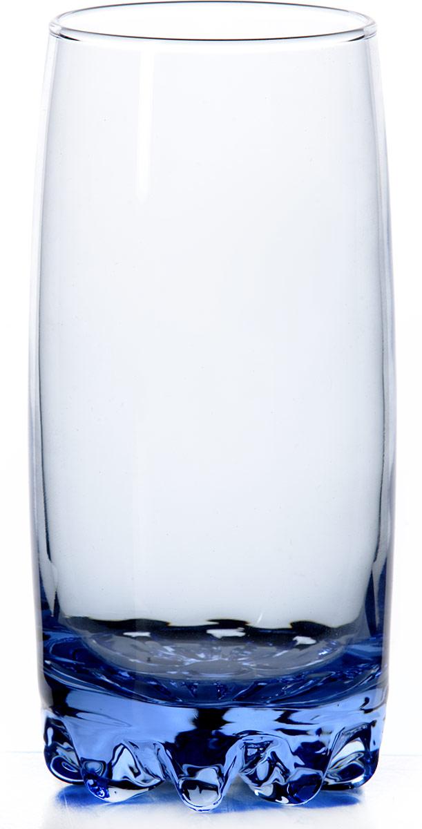 Стакан Pasabahce Лайт Блю, 385 мл стакан pasabahce сильвана 185 мл