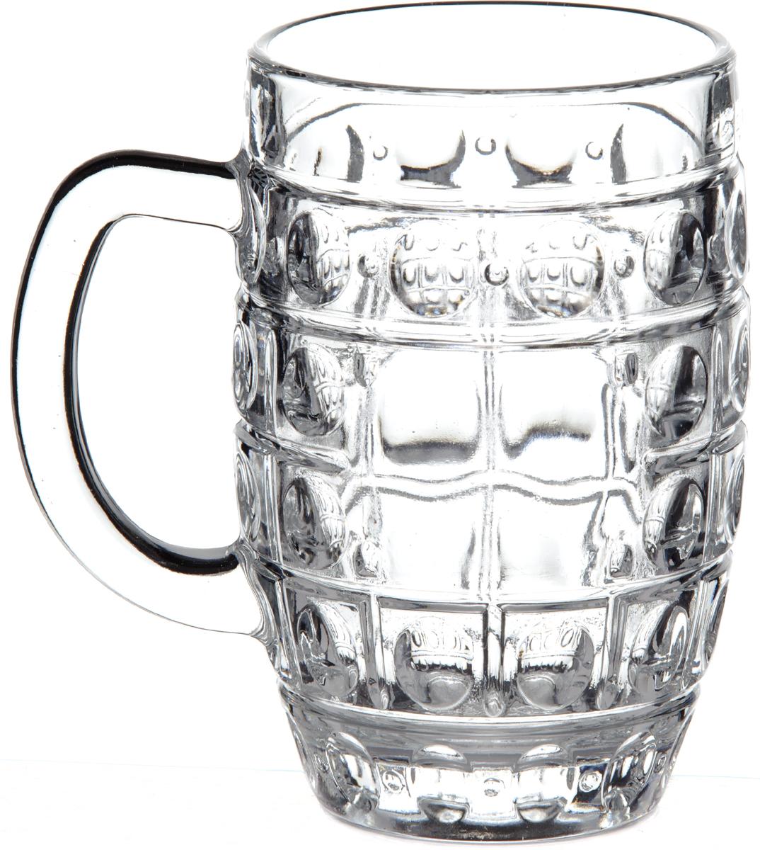 Кружка Pasabahce Паб, 520 мл стакан pasabahce паб 500 мл