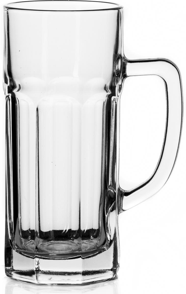 Набор кружек Pasabahce Касабланка, 685 мл, 2 шт набор кружек для пива pasabahce pub 520 мл 2 шт