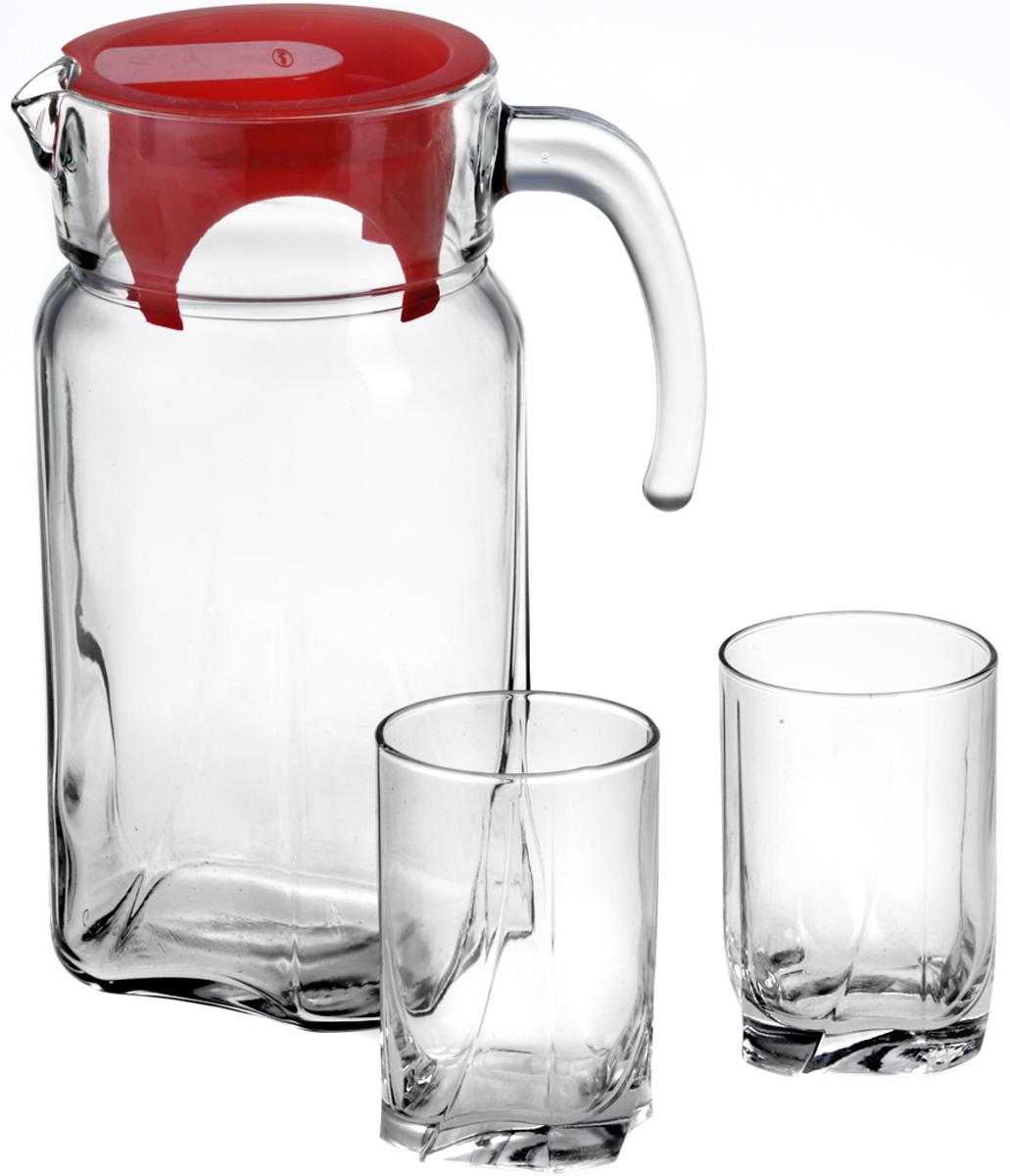 Набор питьевой Pasabahce Луна, 7 предметов набор питьевой pasabahce sylvana 7 предметов