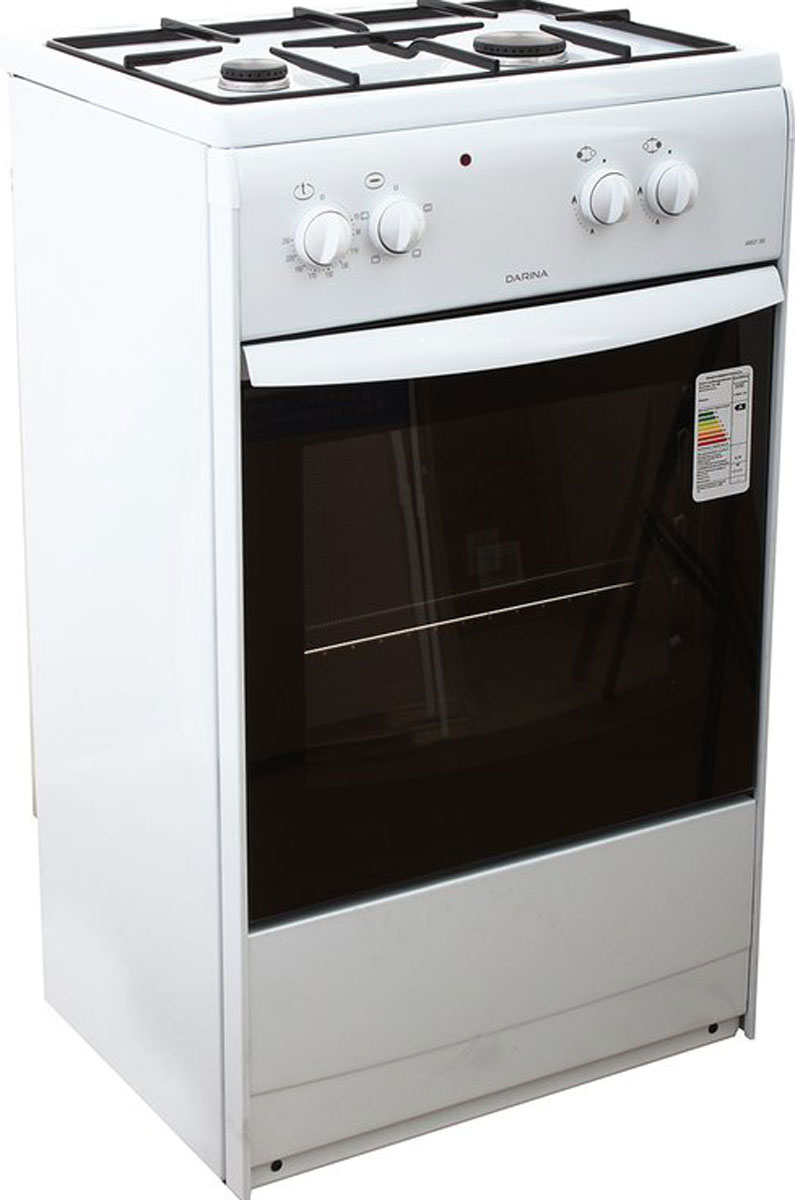 Darina S KM521 300 W, Whiteплита комбинированная DARINA