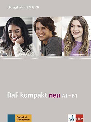 Daf Kompakt Neu A1 B1 Ubungsbuch Cd купить в интернет