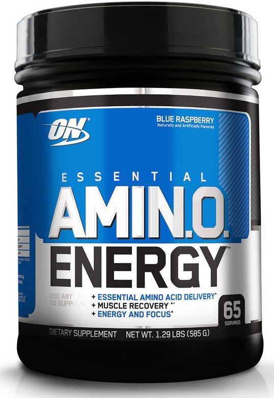 Аминокислотный комплекс Optimum Nutrition Amino Energy, ежевика, 585 г цена