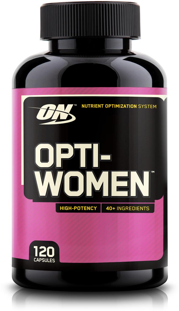 Витаминно-минеральный комплекс Optimum Nutrition Opti-Women, 120 капсул