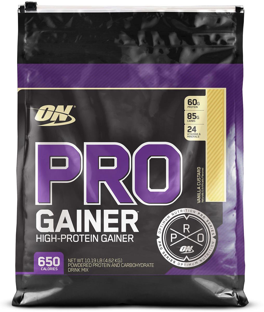 Гейнер Optimum Nutrition Pro Gainer, ваниль, 4,45 кг цена