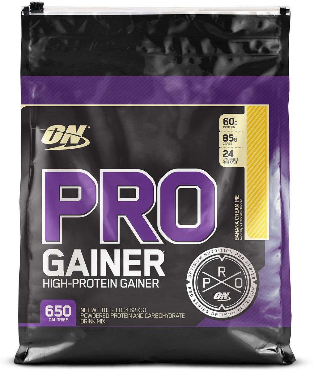 Гейнер Optimum Nutrition Pro Gainer, банан, 4,45 кг