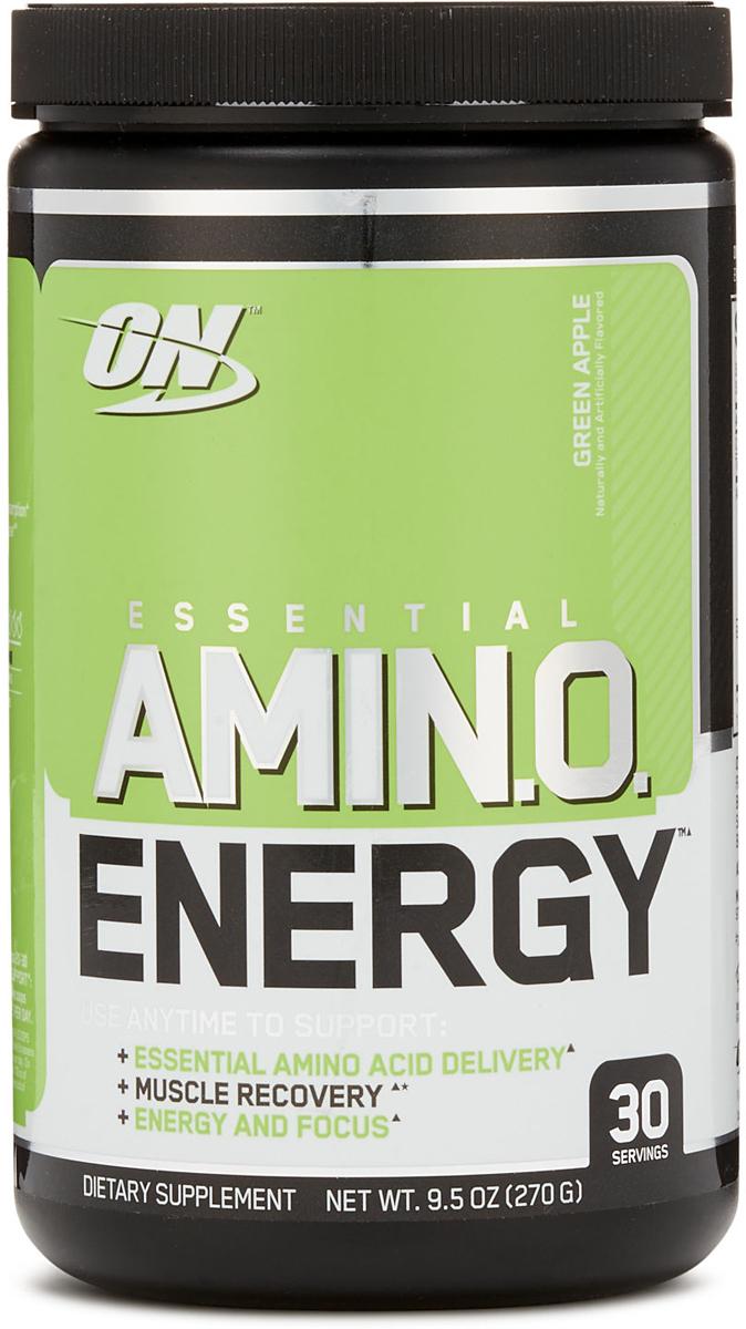 Аминокислотный комплекс Optimum Nutrition Amino Energy, яблоко, 270 г цена