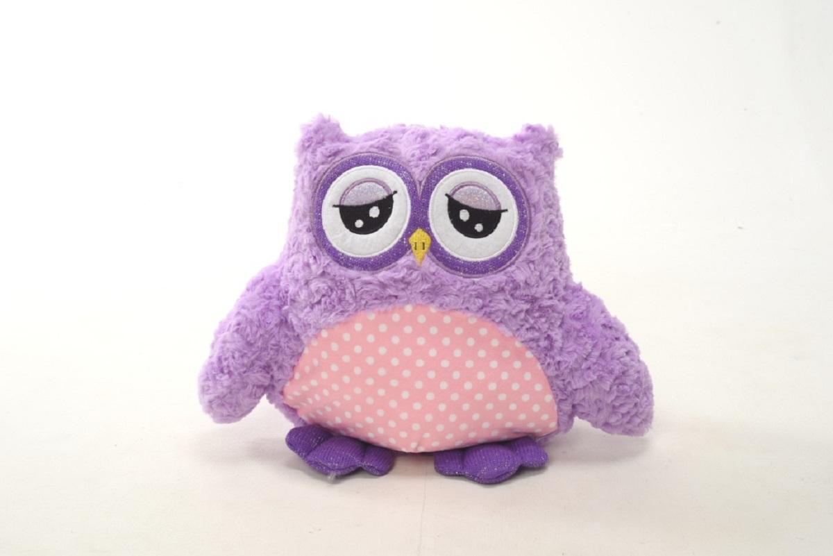 Мягкая игрушка Плюш Ленд SM-10 фиолетовый