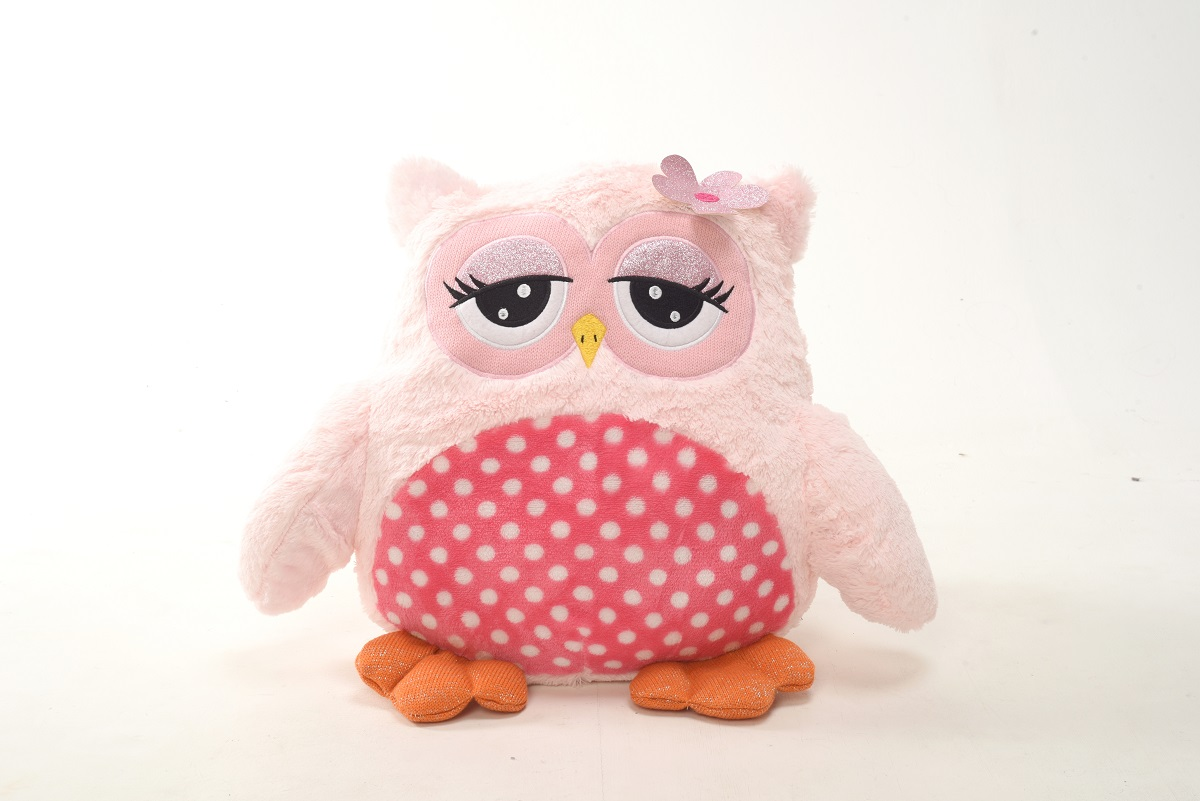 Мягкая игрушка Плюш Ленд SM-9 розовый