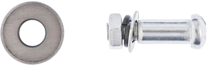 Ролик режущий для плиткореза МТХ, 15 х 6 х 1,5 мм цена