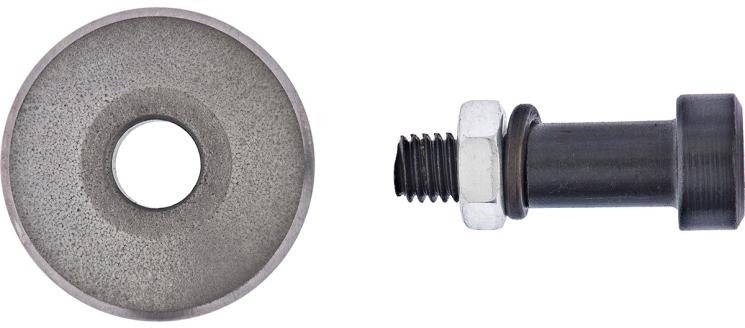 Ролик режущий для плиткореза МТХ, 22 х 6 х 5 мм цена