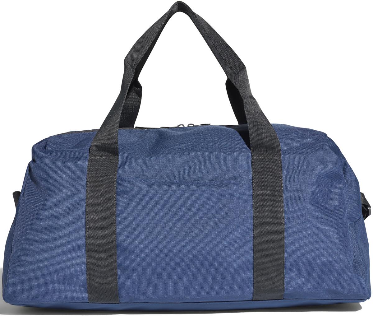 0cb570bc79f8 Сумка спортивная женская Adidas W TR CO DUF S, цвет: синий, 24 л. CF5213 —  купить в интернет-магазине OZON.ru с быстрой доставкой