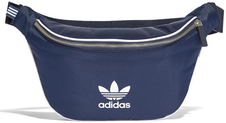 adb907480c76 Сумка на пояс мужская Adidas Waistbag Ac, цвет: синий. CW0608 — купить в  интернет-магазине OZON.ru с быстрой доставкой