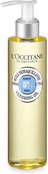 L`Occitane Очищающее масло для умывания Карите, 200 мл недорого