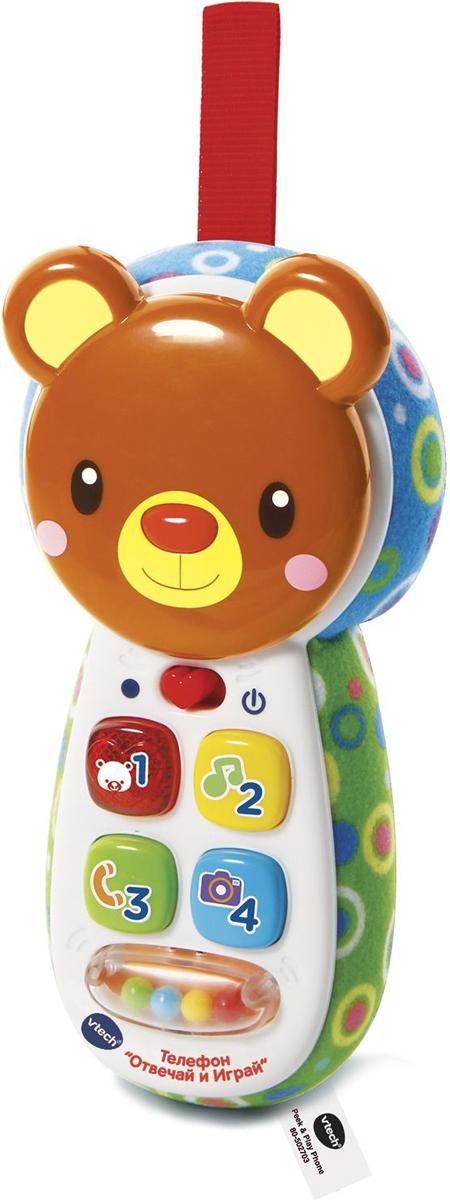 Vtech Телефон игрушечный Отвечай и играй