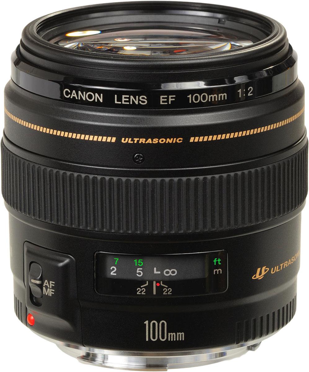 Объектив Canon EF 100 mm f/2.0 USM