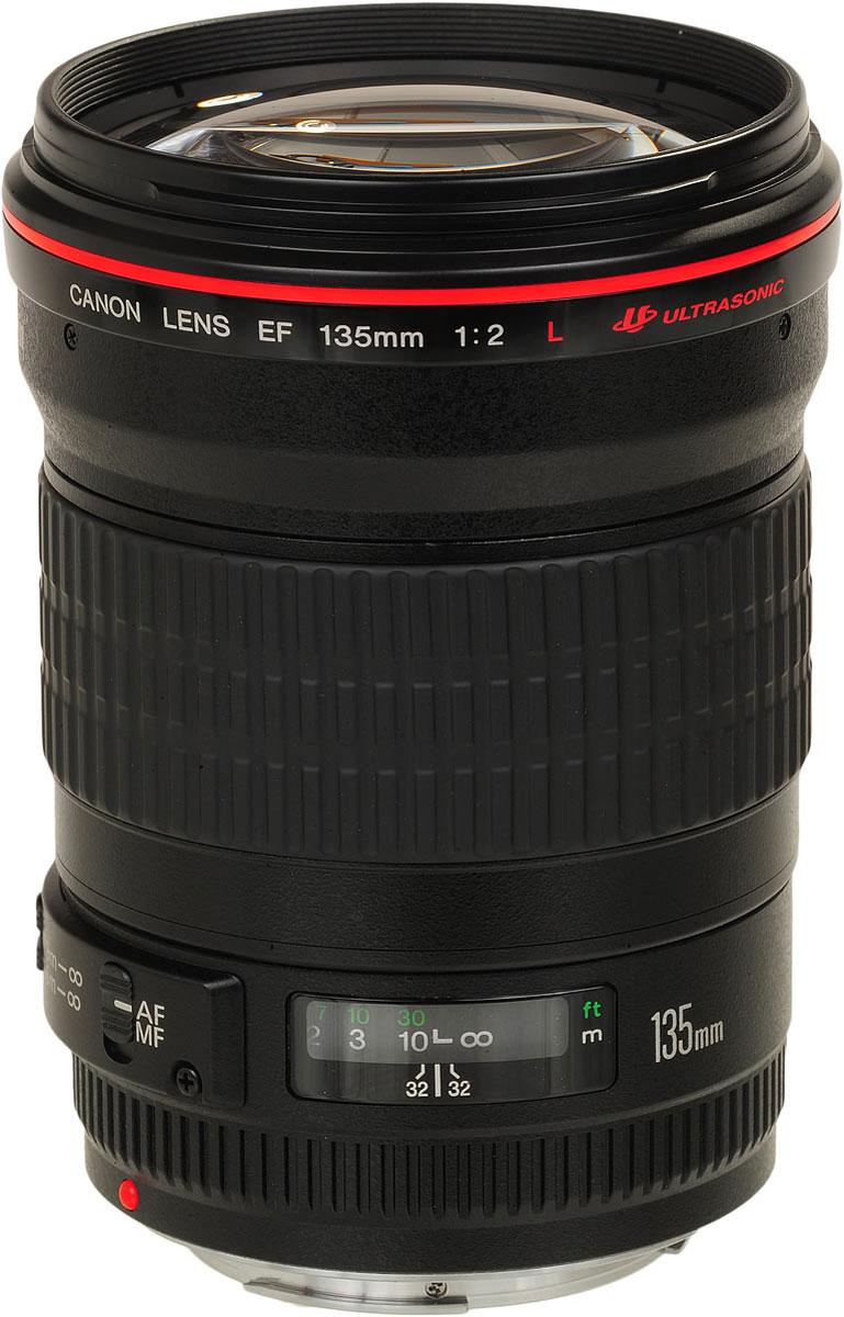 Объектив Canon EF 135 mm f/2L USM