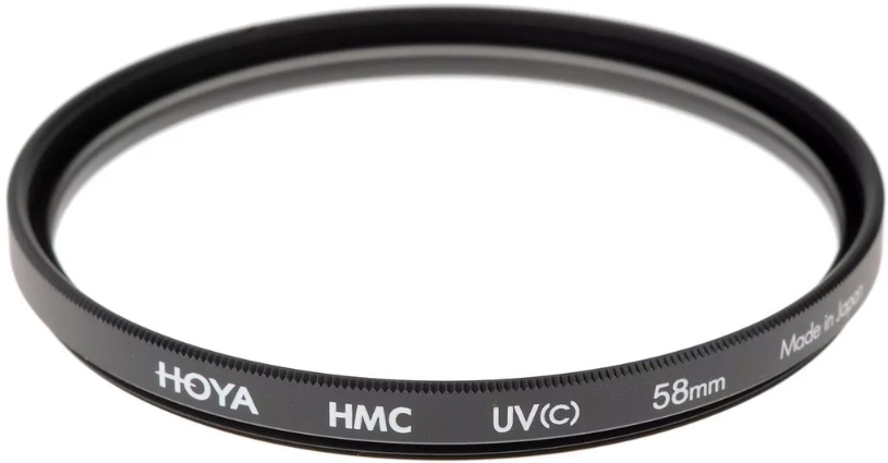 Светофильтр УФ Hoya UV(C) HMC Multi (58 мм) светофильтр hoya uv c hmc multi 82 mm ультрафиолетовый