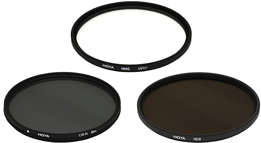 Набор светофильтров Hoya Digital Filter Kit II  (52 мм)
