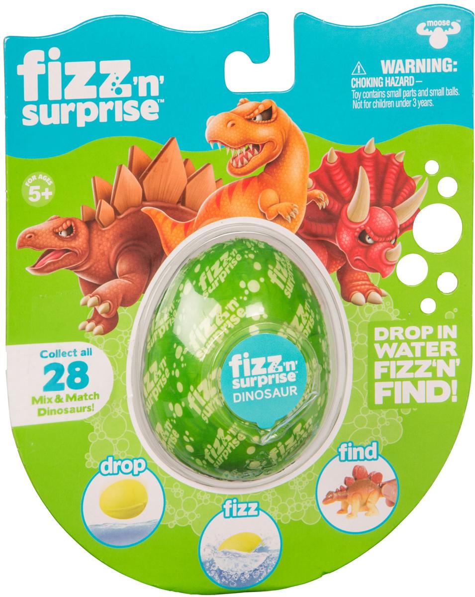 Moose Набор для опытов и экспериментов FIZZ N Surprise Шипучее яйцо Динозавры moose набор для опытов и экспериментов fizz n surprise шипучее яйцо динозавры