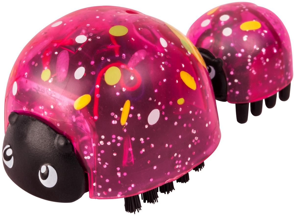 Moose Интерактивная игрушка Little Live Pets Божья коровка и малыш Искорка игрушка интерактивная moose божья коровка и малыш балерина