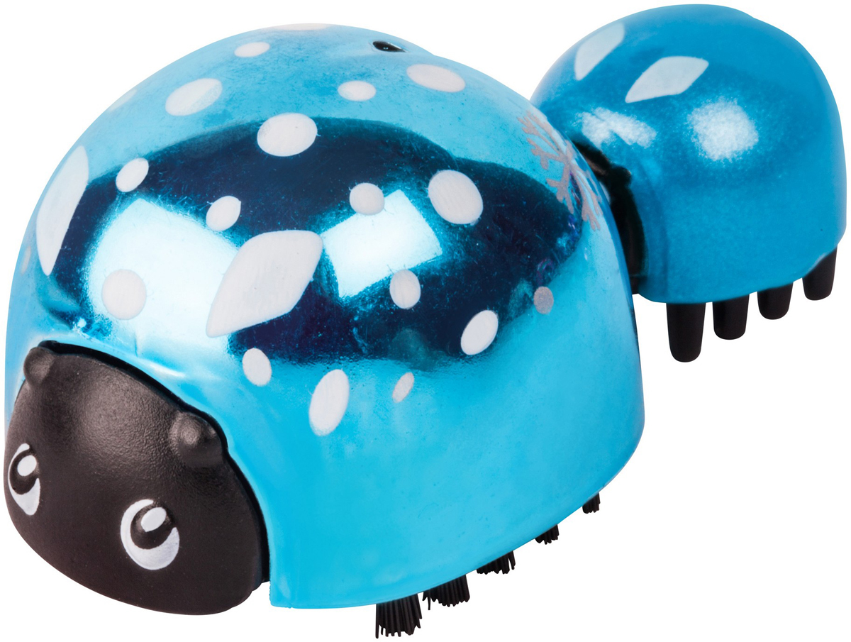 Moose Интерактивная игрушка Little Live Pets Божья коровка и малыш Снежинка игрушка интерактивная moose божья коровка и малыш балерина
