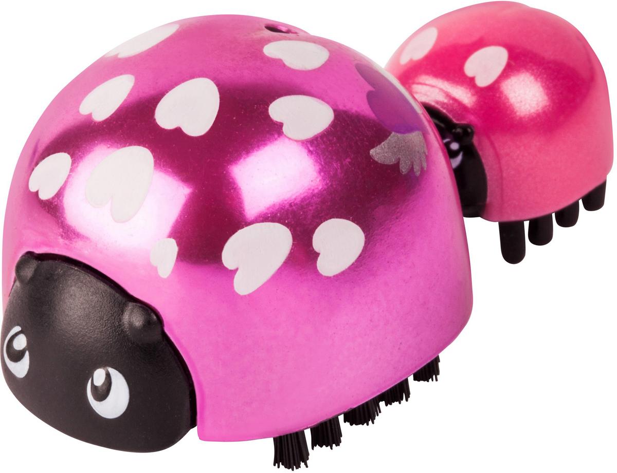 Moose Интерактивная игрушка Little Live Pets Божья коровка и малыш Сердечко игрушка интерактивная moose божья коровка и малыш балерина