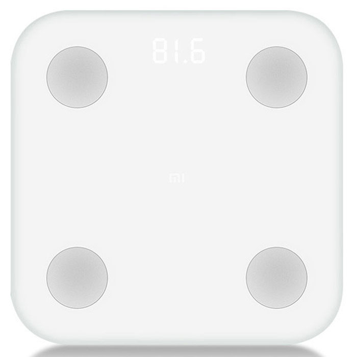 Напольные весы Xiaomi Mi Body Composition Scale, White
