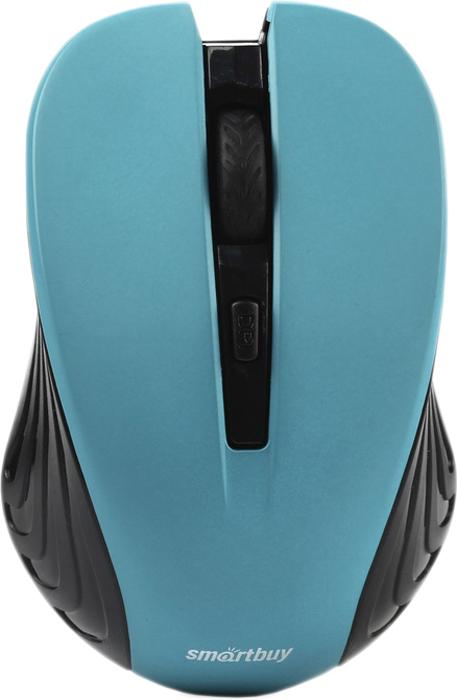 SmartBuy ONE 340AG, Cyan мышь беспроводная