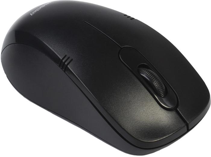 Мышь SmartBuy SBM-358AG-K, Black беспроводная
