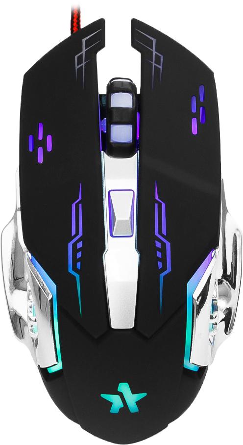 Игровая мышь Гарнизон GM-710G Альфард, Black гарнизон gm 700g алкес black игровая мышь