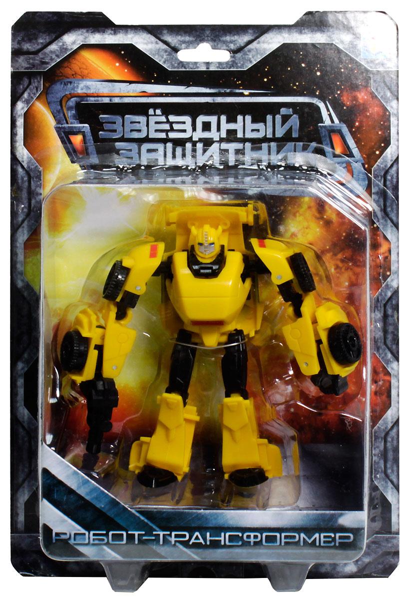 1TOY Робот-трансформер Звездный защитник машина 12 см робот трансформер 3 в 1 база игрушек защитник