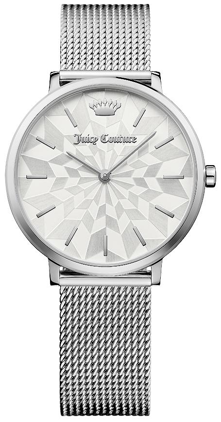 Часы наручные женские Juicy Couture, цвет: серый металлик. 1901585 все цены