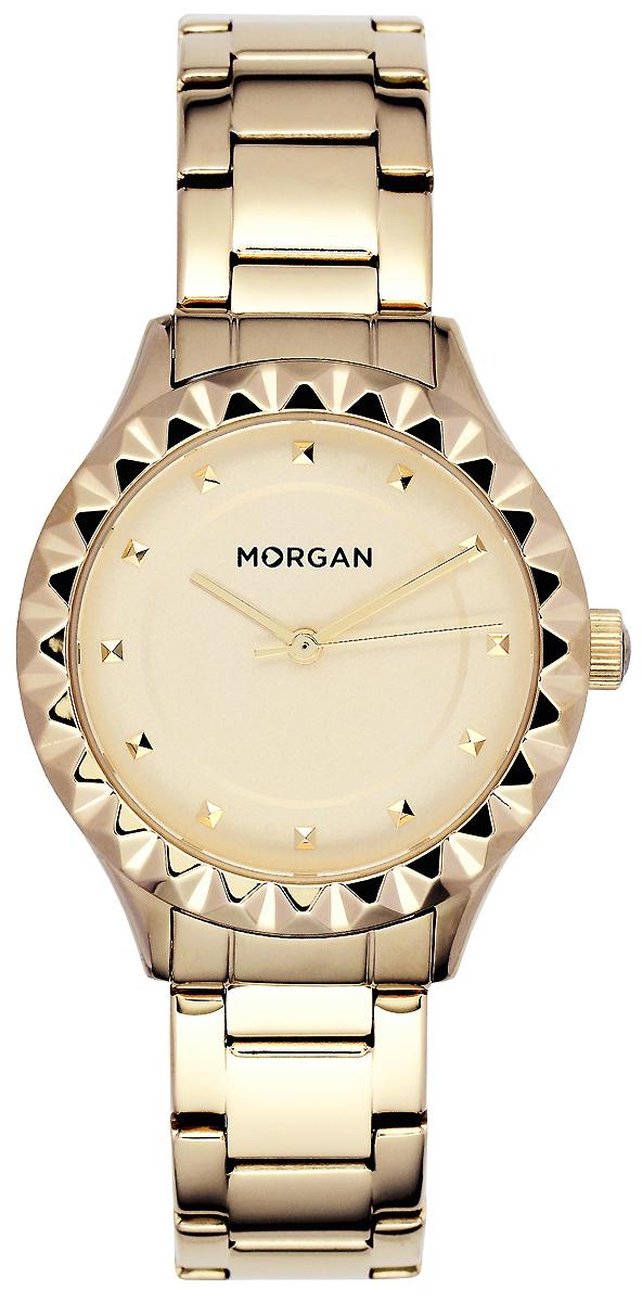Часы наручные женские Morgan, цвет: золотой. MG 001/1EM цена