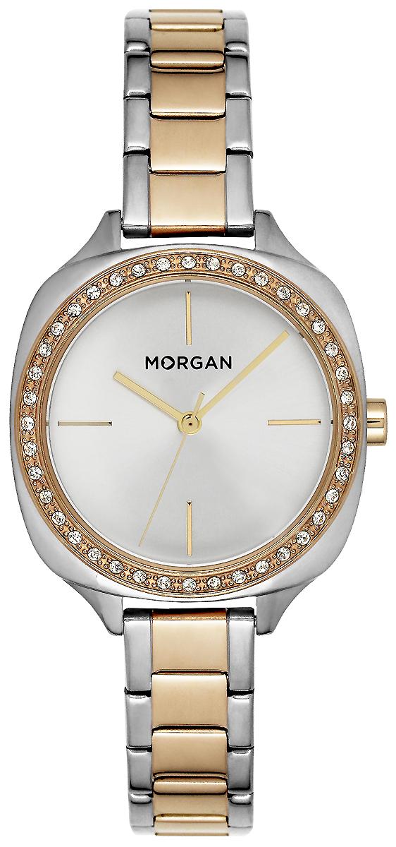 Часы наручные женские Morgan, цвет: серый металлик, золотой. MG 003S/4BM все цены