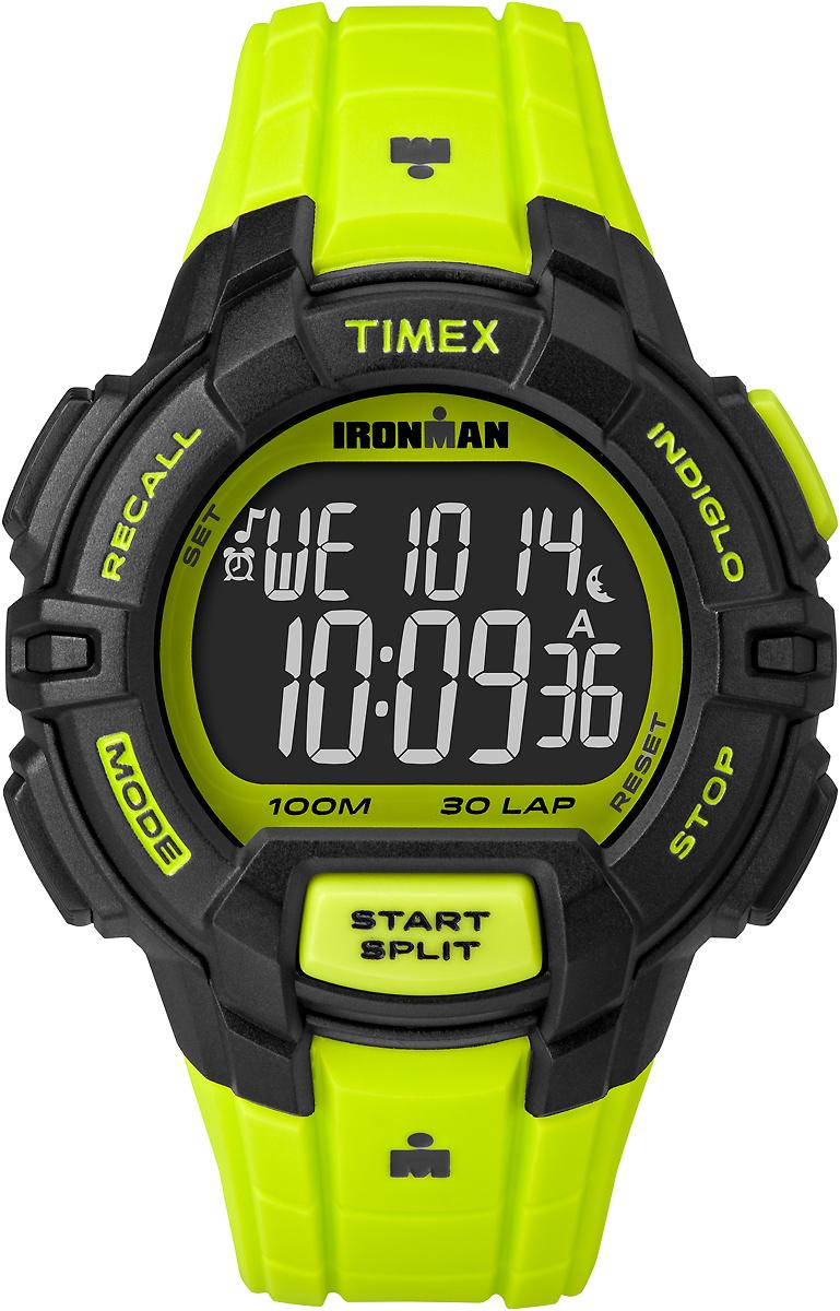 Часы наручные мужские Timex, цвет: черный. TW5M02500 все цены