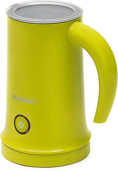 Вспениватель молока Oursson MF2005/GA, Green