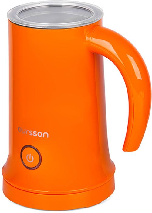 Вспениватель молока Oursson MF2005/OR, Orange
