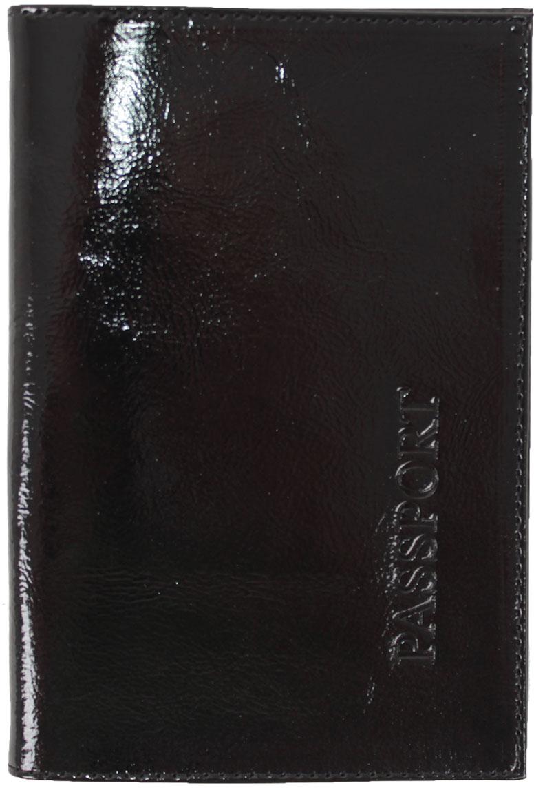 Обложка для документов женская Flioraj, цвет: черный. 00056749 цена