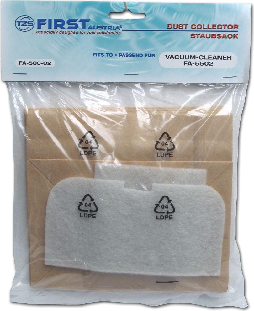 First Набор фильтров для пылесоса FA-5500-2 набор фильтров для пылесоса eurostek fvc 6