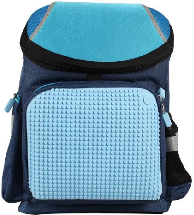 Upixel Школьный рюкзак цвет темно-синий