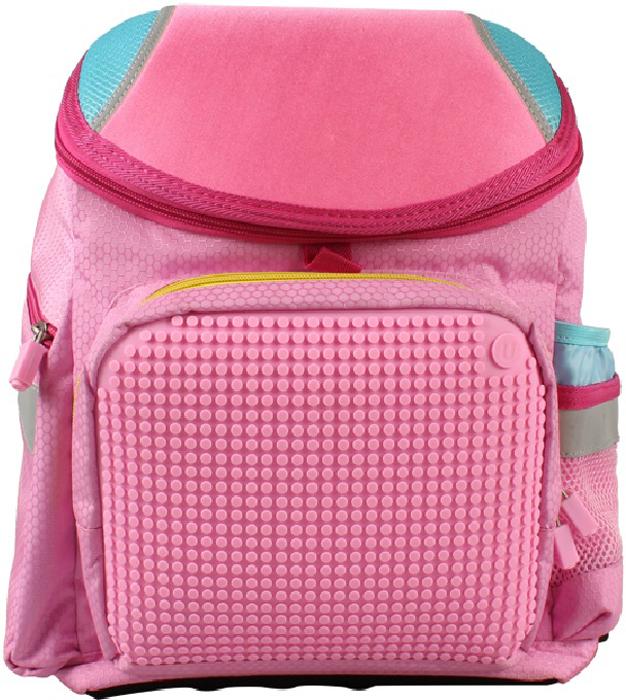 Upixel Школьный рюкзак цвет розовый