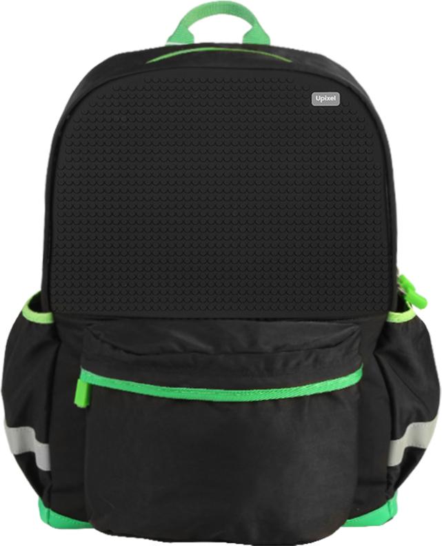 Upixel Школьный рюкзак Explorer цвет черный