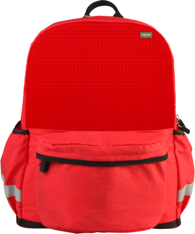 Upixel Школьный рюкзак Explorer цвет красный