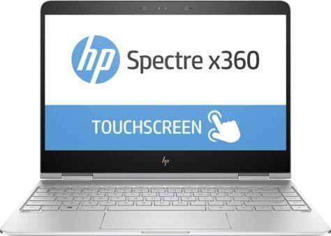 13.3 Ноутбук HP Spectre x360 13-ae012ur 2VZ72EA, серебристый ноутбук hp probook 430 g5 i7 8550u 8gb ssd256gb 620 13 3 uwva fhd w10pro64 silver