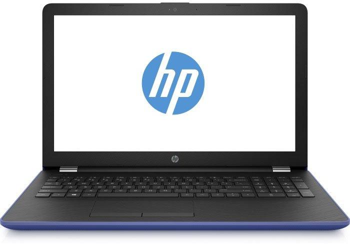 Ноутбук HP 15-bs058ur, 1VH56EA, 15.6, синий ноутбук hp 15 da0082ur